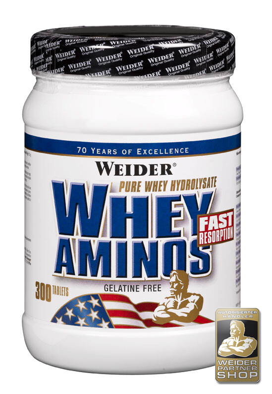 Weider Nutrition Whey Aminos